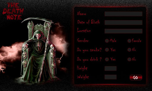 玩娛樂App|The Death Note免費|APP試玩