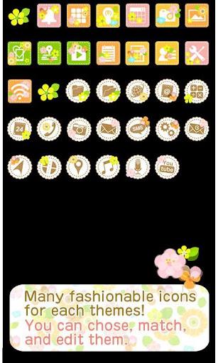 Flower Flow Wallpaper Theme 1.3 Windows u7528 4