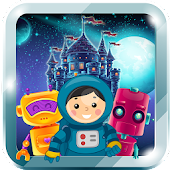 Funny Planet:A Space adventure