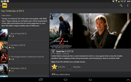 IMDb Movies & TV Screenshot 2