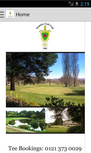 Walmley Golf Club