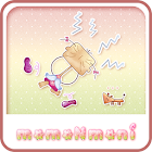 NK 카톡_모모N모니_짜증 카톡테마 icon