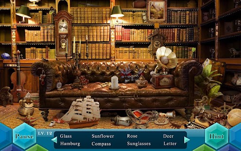 Hidden Objects - screenshot thumbnail