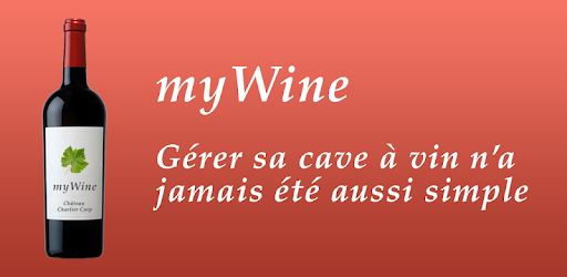 mywine gestion de cave vin apps on google play. Black Bedroom Furniture Sets. Home Design Ideas