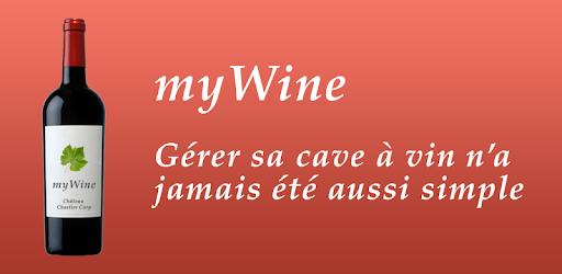 mywine gestion de cave vin apps on google play. Black Bedroom Furniture Sets. Home Design Ideas