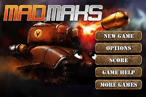 Screenshot of Mad Maks