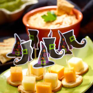 Hocus Pocus Cheese Bites
