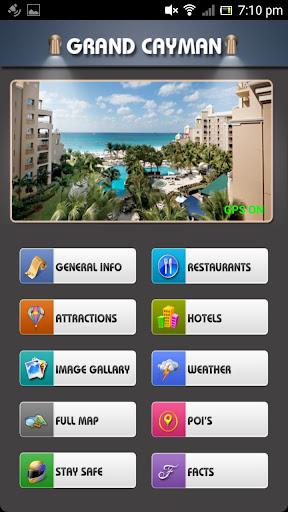 Grand Cayman Offline Map Guide