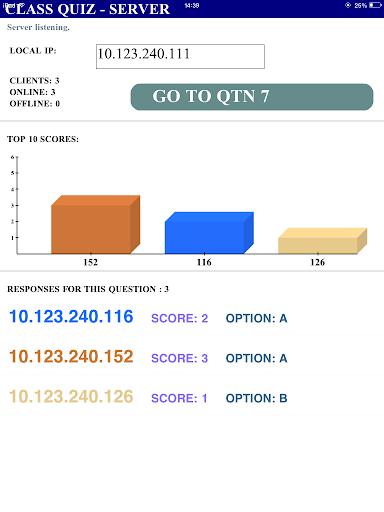 ClassQuiz Server 1.0.0 screenshots 1