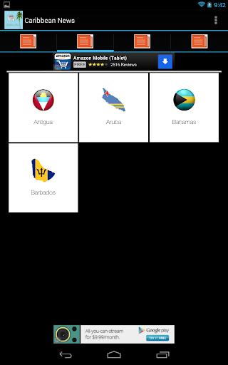 【免費新聞App】Caribbean News-APP點子