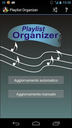 Playlist Organizer ADfree