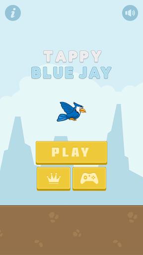 Tappy Blue Jay