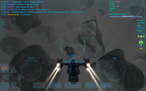 Vendetta Online (3D Space MMO) Screenshot 5