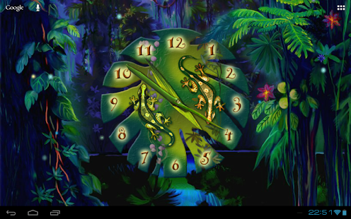 Luminescent Jungle HD - screenshot thumbnail