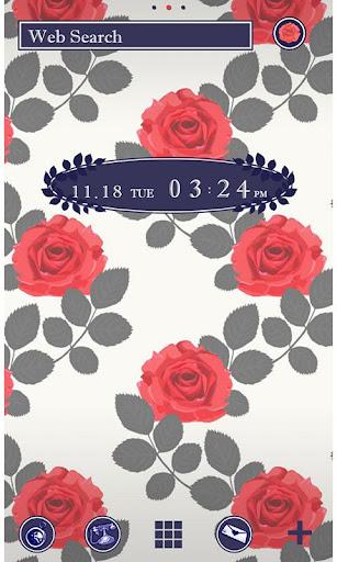 Flower Wallpaper Red Roses 1.0.0 Windows u7528 1