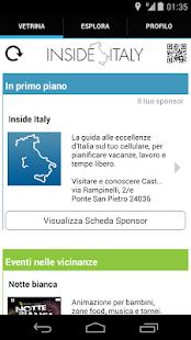 Inside Italy - náhled