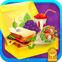 Lunch Box Maker icon