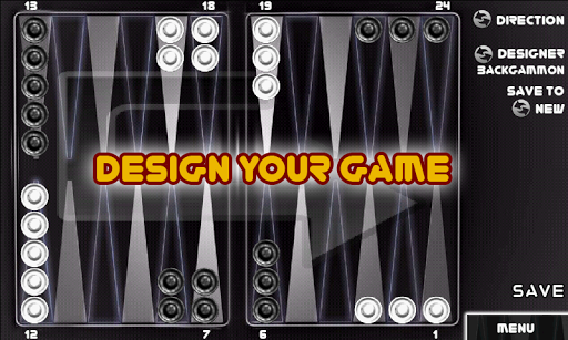 Backgammon Pack : 18 Games 6.060 androidappsheaven.com 17