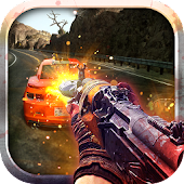 Sniper Traffic Car