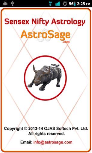 Sensex Nifty Astrology