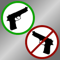 Gun Free Zone icon