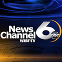 WJBF News Channel 6 logo