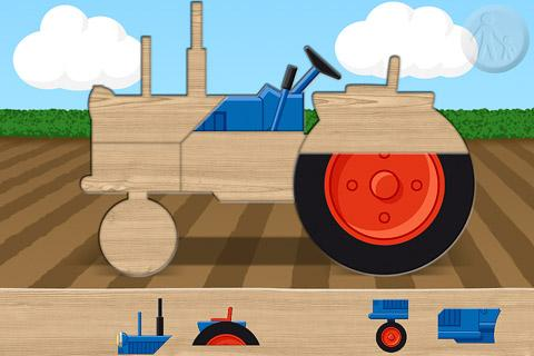 Farmyard Animals LITE - screenshot