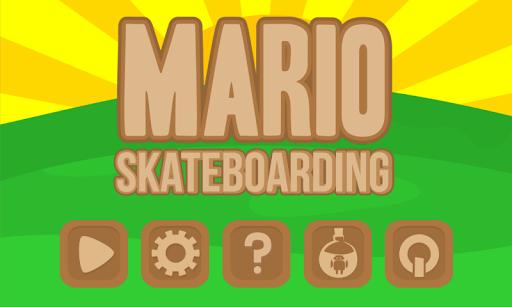 【免費街機App】2D Skateboarding free-APP點子
