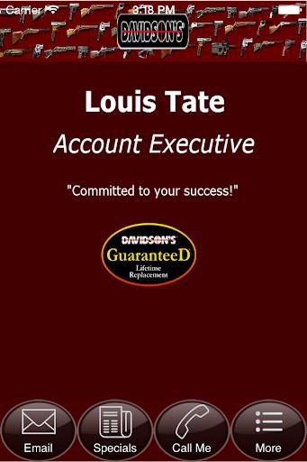 Louis Tate