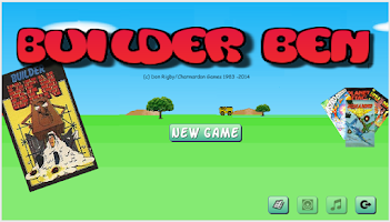 Screenshot of Builder Ben + The Angry Tools