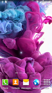 Ink in Water Live Wallpaper - náhled