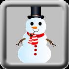 Snowman Builder icon