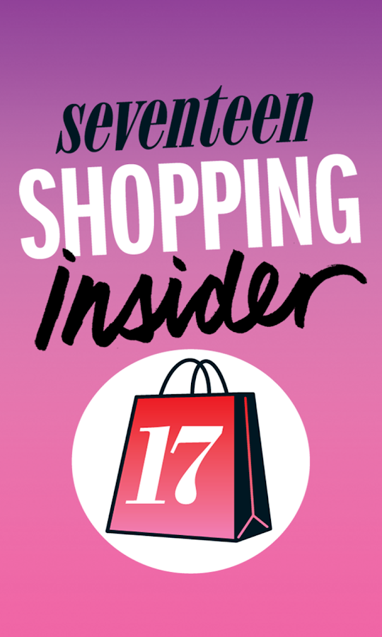 Seventeen Shopping Insider - screenshot