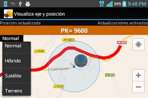Screenshot of ObraPK