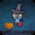 Halloween locker screen icon