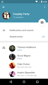 Telegram v1.9.7 build 379