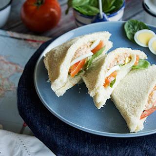Venetian Crab Sandwich – tramezzino al granchio