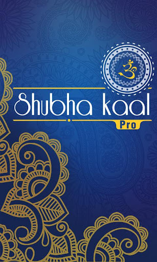 Shubha Kaal Pro-Chogadia