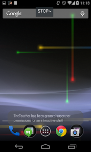 玩工具App|The Toucher : 터치 매크로免費|APP試玩