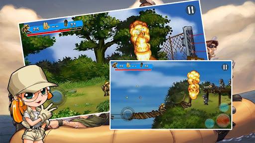 【免費動作App】Metal Commando-APP點子