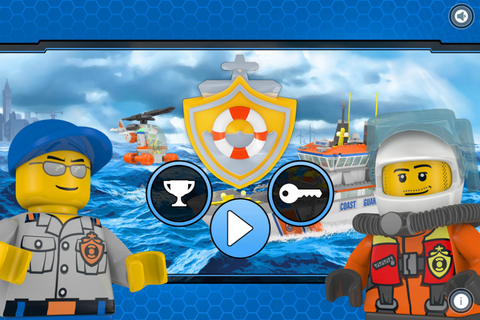 LEGO® City Rapid Rescue - screenshot