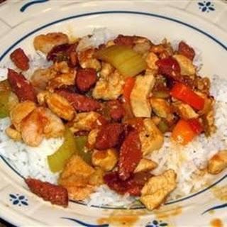 Jambalaya One Dish