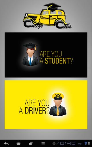 Collegecabs-Tablet