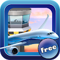 Airport Traffic 3D Free icon