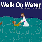 Walk On Water Storybook