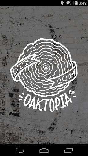 Oaktopia 2014