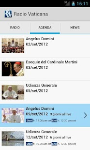 Radio Vaticana- screenshot thumbnail
