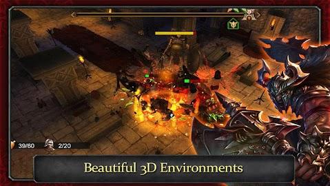 Demonrock: War of Ages Screenshot 1