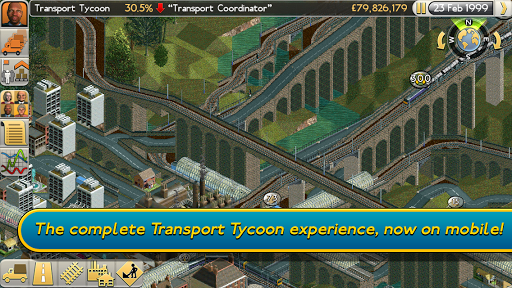 Transport Tycoon  screenshots 1