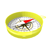 3D Stereoscopic Compass